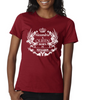 Queens are Born Ladies T-shirt