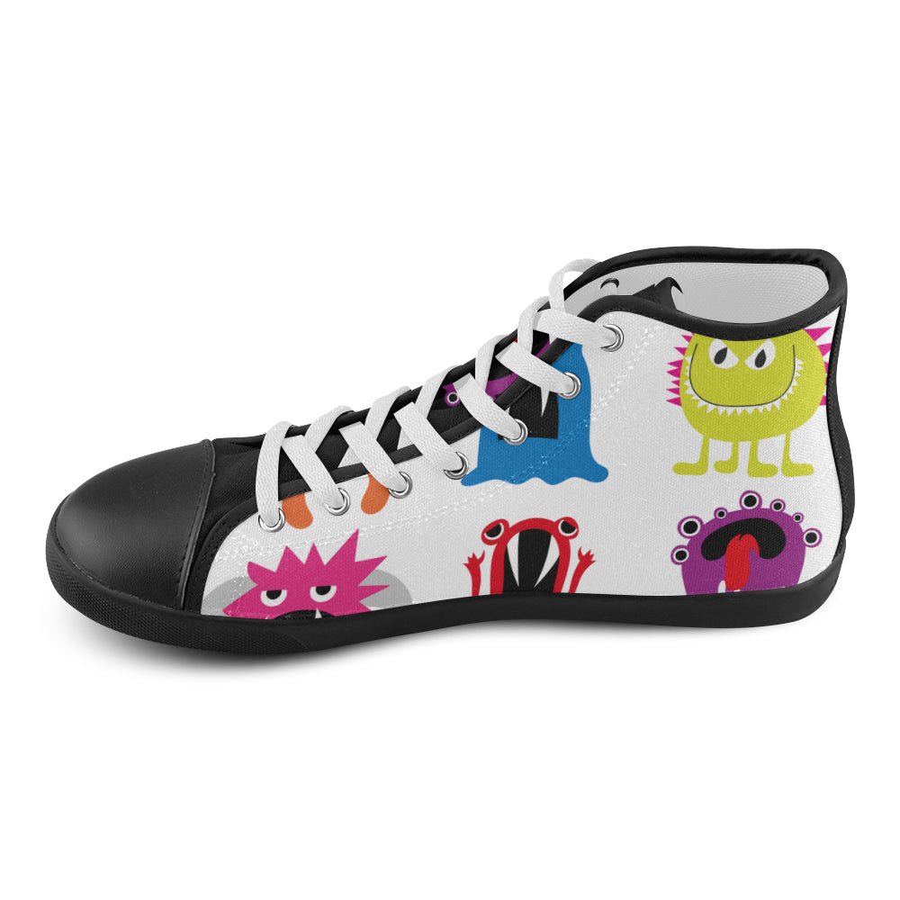 Kid's Monster Hi Top Shoes
