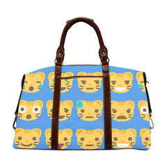 Cat Lady Travel Bag