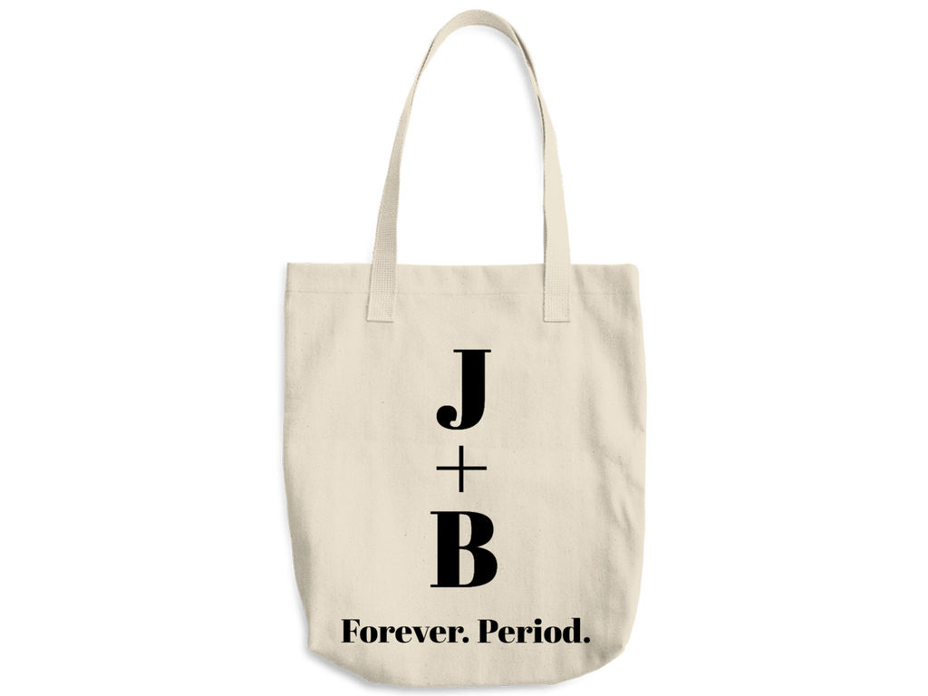 Forever. Period. Tote Bag