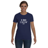 I Do Crew Ladies T-shirt