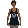 Queen is Born Ladies Racerback Tank