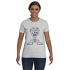 Love is in the Air Ladies T-shirt