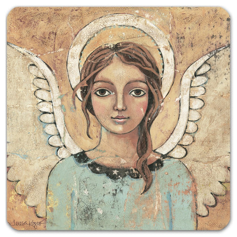Angelic Vision Angel Coaster Set - Creative Whims