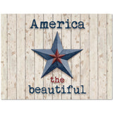 Americana Star placemat - Creative Whims