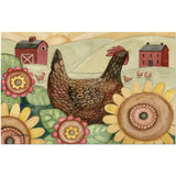 Farmer's Sunrise placemat - Creative Whims