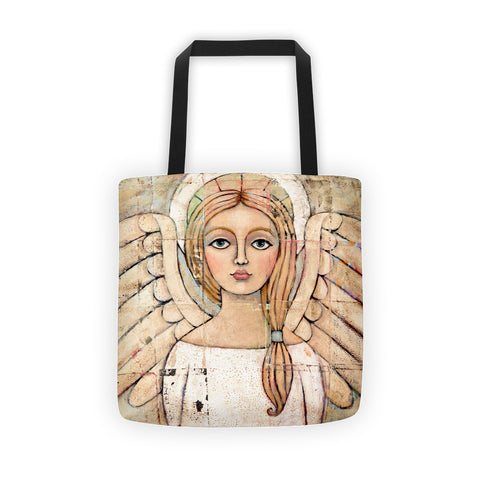 Angelic Vision Tote bag - Creative Whims