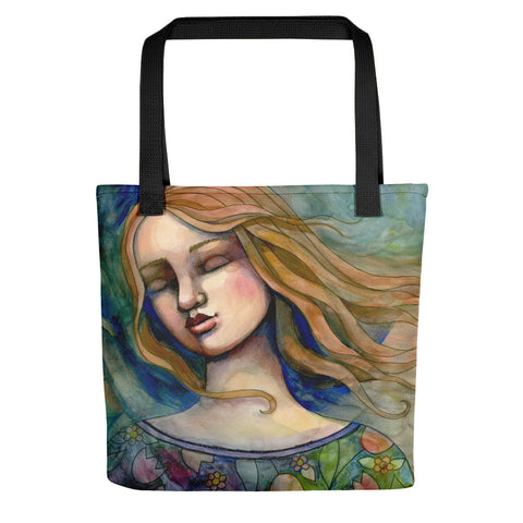 Ariel tote bag - Creative Whims