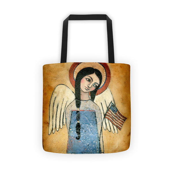 Americana Angel Tote bag - Creative Whims