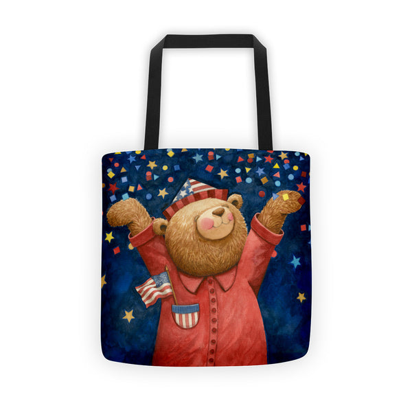 Celebrate Tote bag - Creative Whims