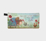 Seeds of Kindness Pencil Pouch - Creative Whims