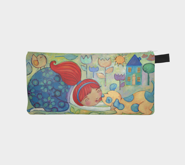 Puppy Love Pencil Pouch - Creative Whims