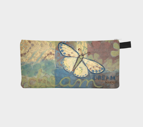 Dream Butterfly Pencil Pouch - Creative Whims
