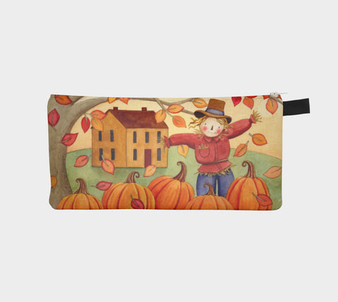 Harvest House pencil pouch - Creative Whims