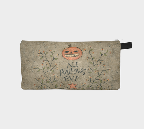 All Hallows Eve pencil pouch - Creative Whims