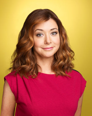 Alyson Hannigan Autograph - How I Met Your Mother