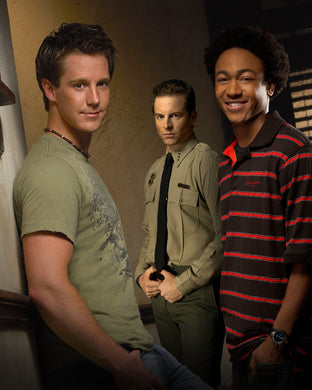 Boys of Veronica Mars Autograph - Jason Dohring, Percy Daggs III & Michael Muhney