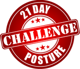 21 Day Posture Challenge, brought to you by the PostureNOW posture Corrector