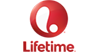 Lifetime logo on a posture brace website