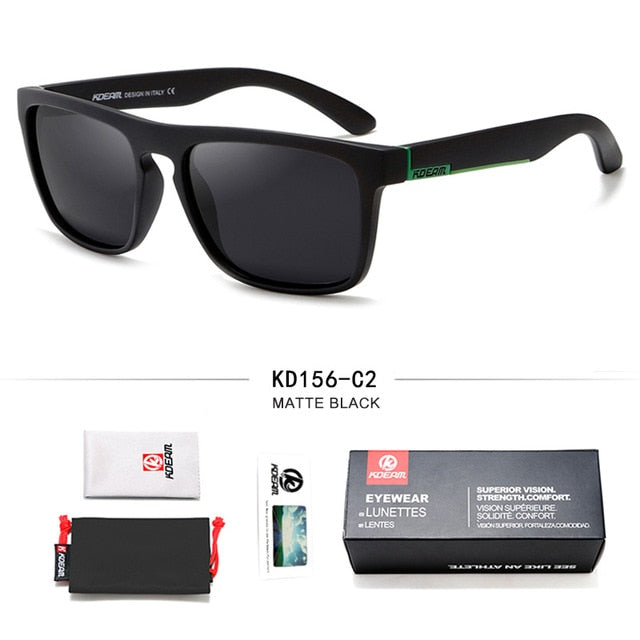 thepublisher,Fashion Guy's Polarized Classic Sunglasses All-Fit Mirror With Brand Box,Acapparelstore,Men's Sunglasses