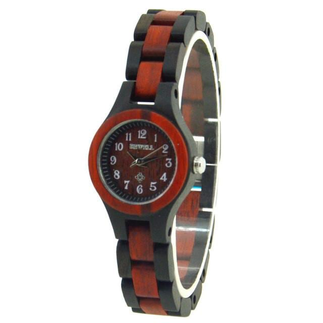 Ladies Fashion Wooden Watch.