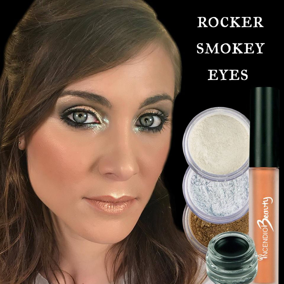 Rocker Smokey Eyes
