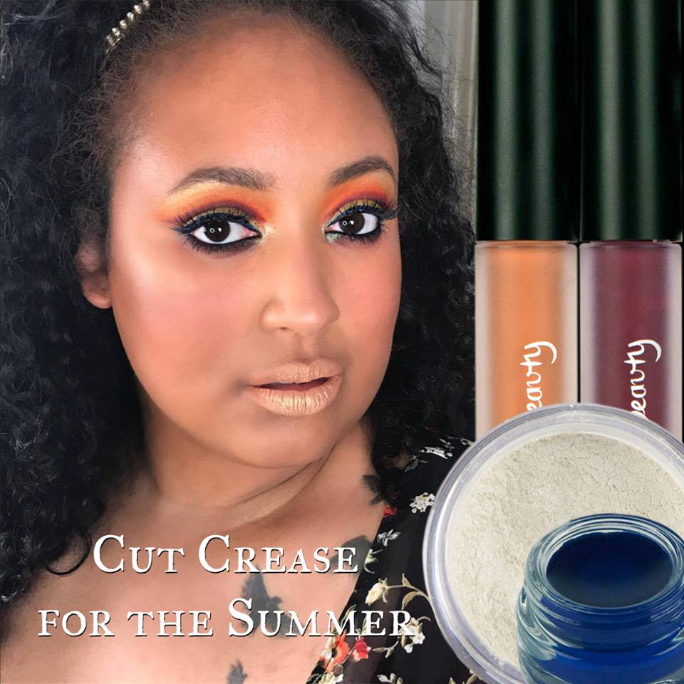 Cut Crease for the Summer
