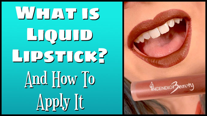 What is a Liquid Lipstick? (and how to apply it!)