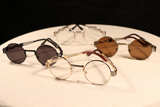 Steampunk Spiraled Metal Frame Shades - Group 2