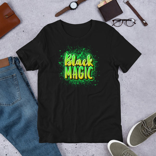 Black Magic Short Sleeve Tee