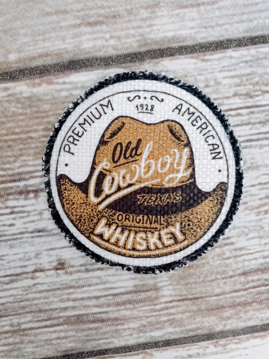 Whiskey patch
