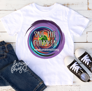 Youth Save The Children Shirt