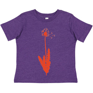 3 Wishes T-Shirt  - Toddler Vintage Purple