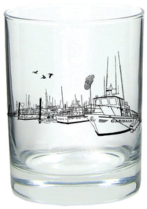 Garibaldi Port Rocks Glass