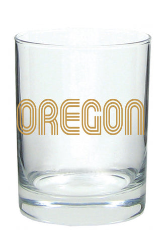 Oregon Rocks Glass