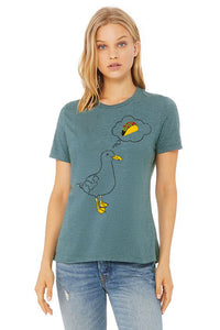 Gerry's Dream T-Shirt - Women's Heather Deep Teal