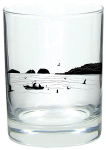 Bay Bounty Rocks Glass