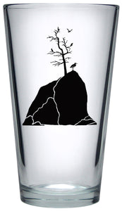 Bird Island Pint Glass