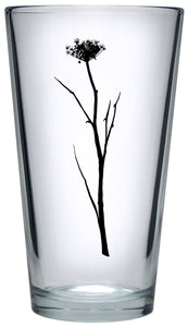 Botanical Pint Glasses