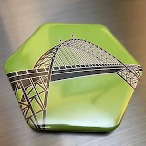 Fremont Bridge Magnet