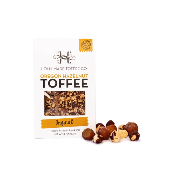 Holm Made Toffee
