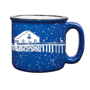 Boathouse Campfire Mug
