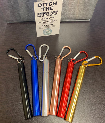 Stainless Straw - Telescoping
