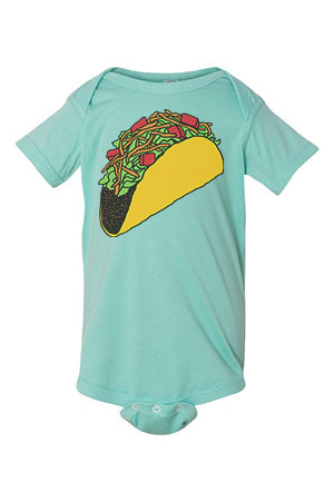 Taco Onesie -  Infant Chill