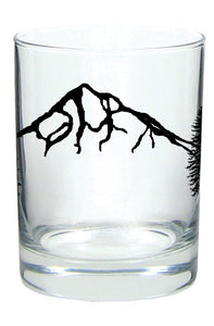Mt Forest Rocks Glass