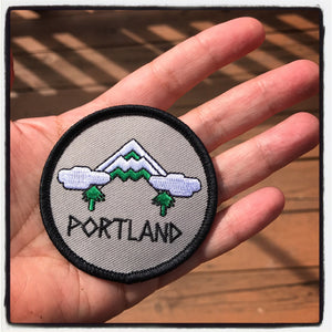 Seasons K Designs Salty Raven Mt Hood Portland Patch
