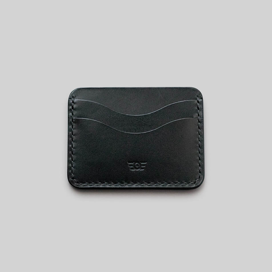 "Cardholder ""BONNEVILLE"" - All Black"