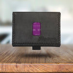"Carteira ""Miura"" Speed Wallet - All Black"