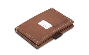 "Carteira ""Miura"" Speed Wallet - Whisky"