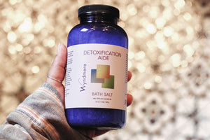 Detoxification Aide Bath Salt